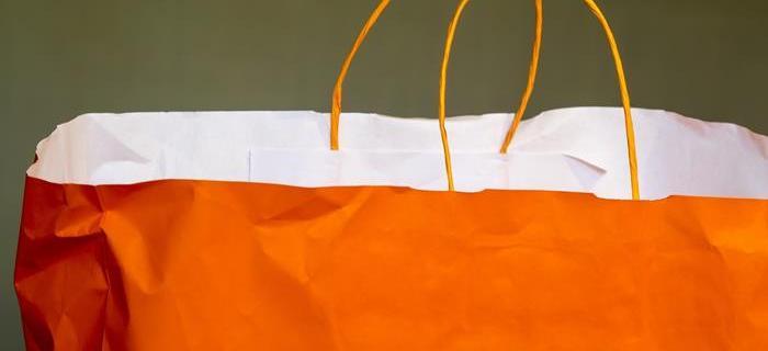 5 Idee creative con i sacchetti di carta