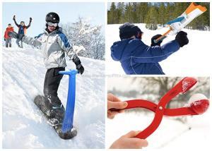 5 Giochi da neve per ragazzi