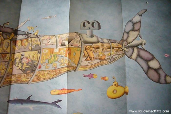 libro balena silent book kalandraka