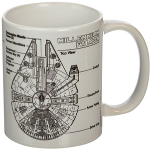 tazza di Star wars