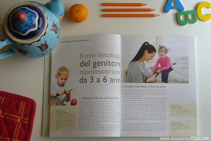 libro montessori metodo 3 a 6 anni, come liberare il potenziale del vostro bambino