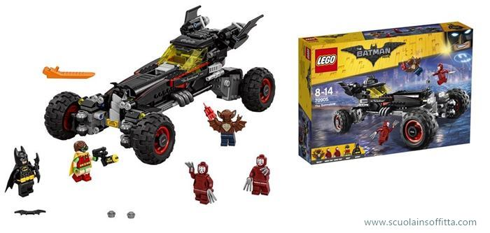automobile Lego Batman Movie
