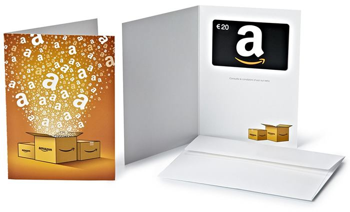 5 modi per avere buoni regalo amazon gratis for Codici regalo amazon gratis