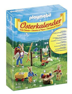 calendario pasqua playmobil