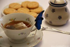 Kit per il té della felicità con PDF