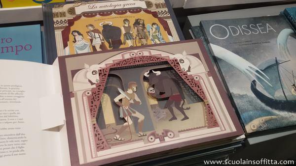 libro mitologia greca per bambini