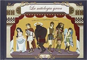 libro sulla mitologia greca