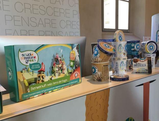 progetto sammontana scuola green