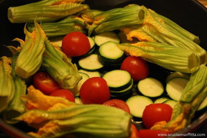 second chef verdure