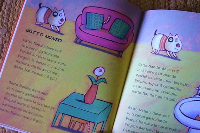 libro filastrocche per bambini