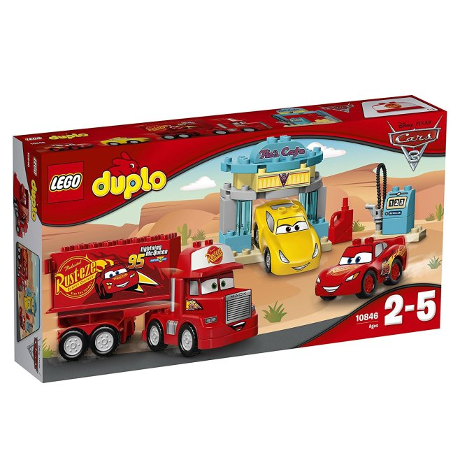 lego duplo cars 3