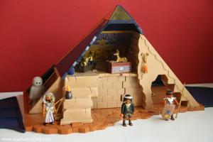 Grande Piramide del Faraone di Playmobil