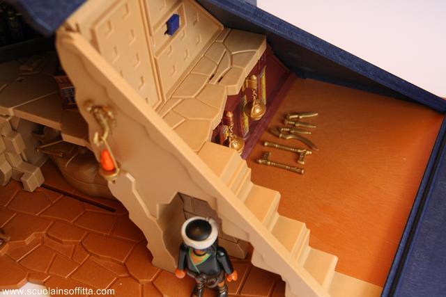 grande piramide del faraone playmobil