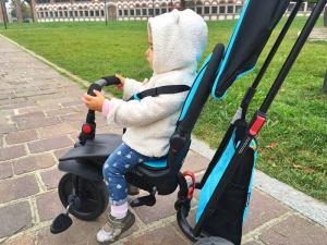 SmartFold: il triciclo furbo per bambini curiosi