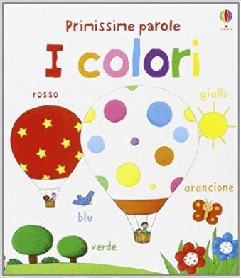 i colori primissime parole