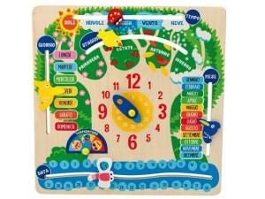 Montessori: calendari didattici