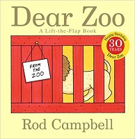 dear zoo libro in inglese
