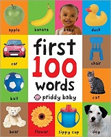 first 100 words libro in inglese