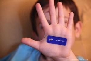 Autostima dei bambini: l'unica etichetta la scegli tu