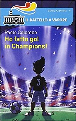 libro ho fatto gol in champions
