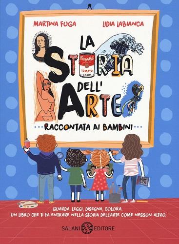 storia dell'arte spiegata ai bambini