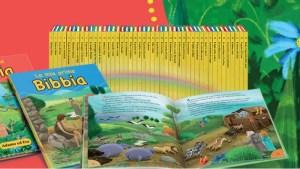 La mia prima Bibbia di RBA (in edicola)