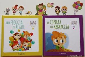 Un Mondo di Emozioni: libri per bambini in edicola