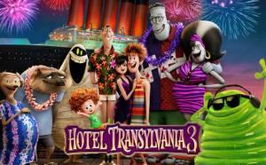 Hotel Transilvania 3: Dracula si innamora