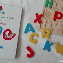 Lettere Montessoriane in formato libro