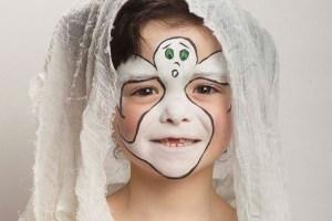 Trucchi per Halloween da bambini