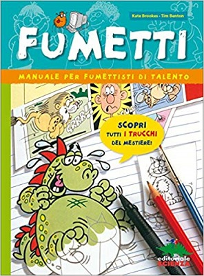 Fumetti Manuale per fumettisti di talento