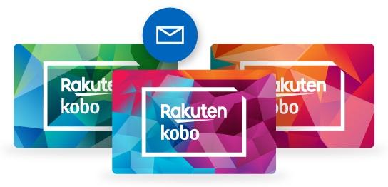 gift card kobo