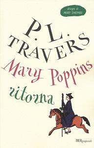 libro Mary Poppins Ritorna