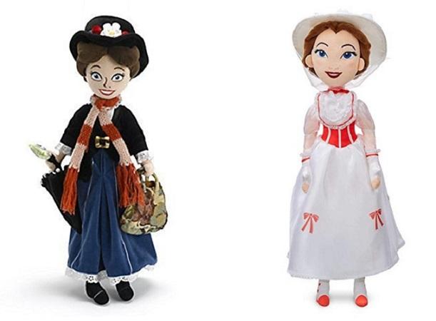 mary poppins pupazzo disney
