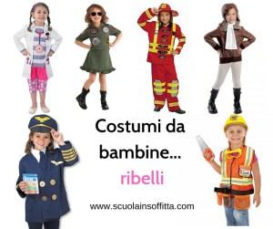 Costumi di carnevale da bambine