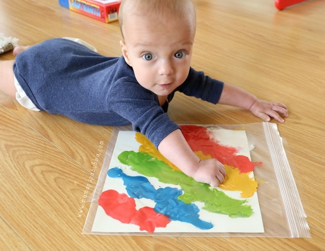 Giochi Per Neonati Fai Da Te Idee E Tutorial Scuolainsoffitta
