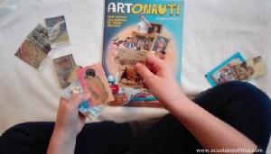 Artonauti album figurine arte