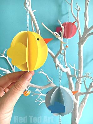 Decorazioni di Pasqua