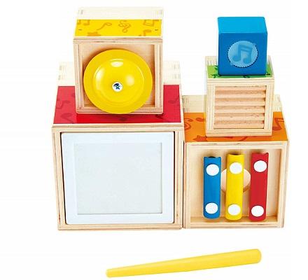 Giochi musicali in legno