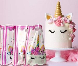 festa a tema unicorno