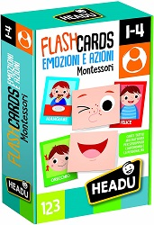 Flashcards delle emozioni