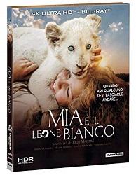 Mia e il leone bianco dvd