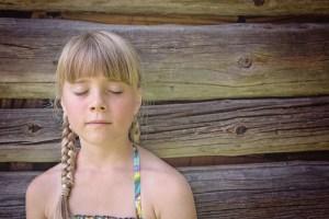 Il silenzio nel metodo montessori