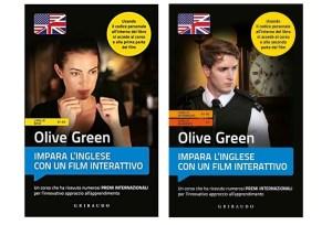 Olive Green film con corso di inglese