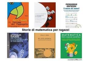 Libri di matematica per ragazzi