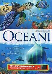 Film scientifici per bambini: Oceani 3D