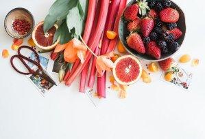 flashcards della frutta