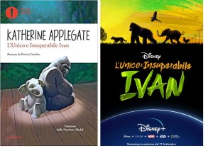 L'Unico e Insuperabile Ivan film Disney
