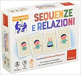 gioco sequenze e relazioni