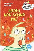libro per bambini sulla dislessia